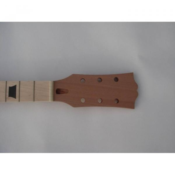 Screw Connected Finished Electric Guitar Neck No.10222