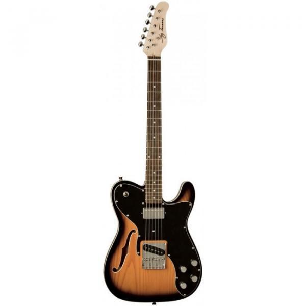 Jay Turser LT-Custom 69 Series Electric Guitar Tobacco Sunburst