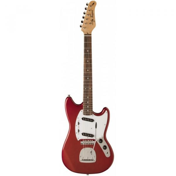 Jay Turser MG Series Electric Guitar Candy Apple Red