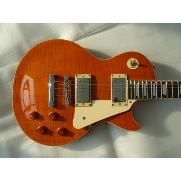 Custom Shop Sunburst Tokai Electric Guitar