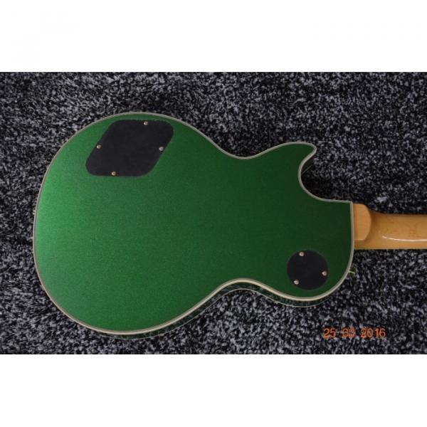 Custom Shop Zakk Wylde Bullseyes Camouflage Green Electric Guitar