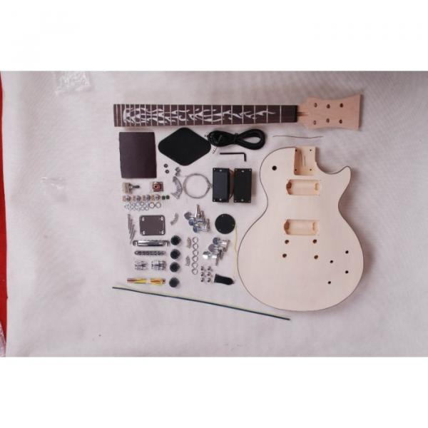 Custom Shop Unfinished guitarra Electric Guitar Kit