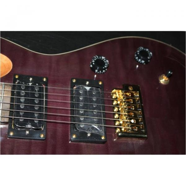 Custom Shop Purple Paul Reed Smith Electric Guitar