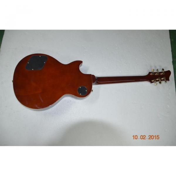 Custom Shop Pearl Top Standard Electric Guitar
