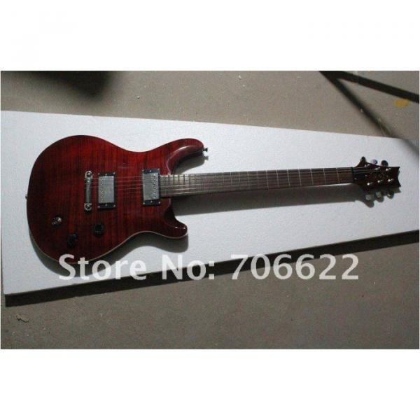 Custom Shop Paul Reed Smith Brown Electric Guitar
