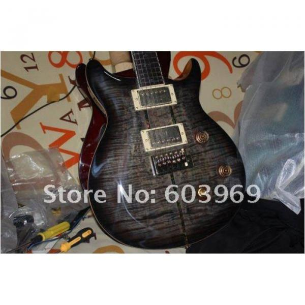 Custom Shop Paul Reed Smith Gray Electric Guitar