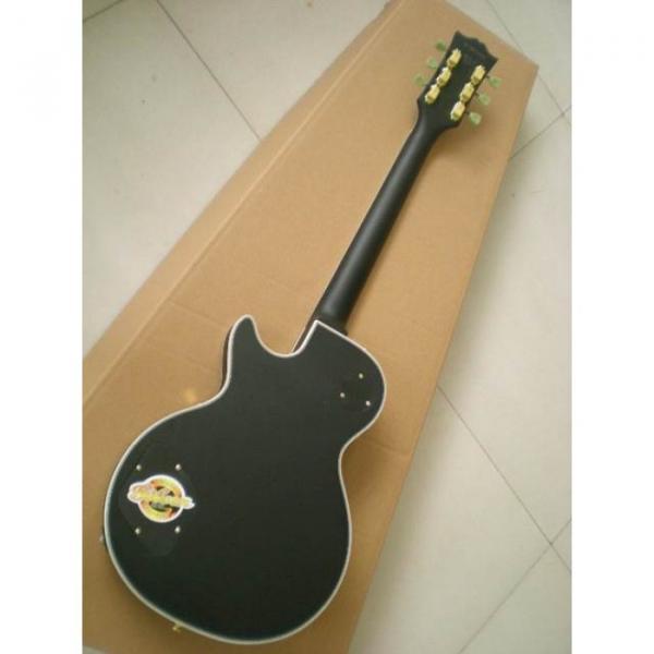 Custom Shop Black Beauty Jetglo Electric Guitar