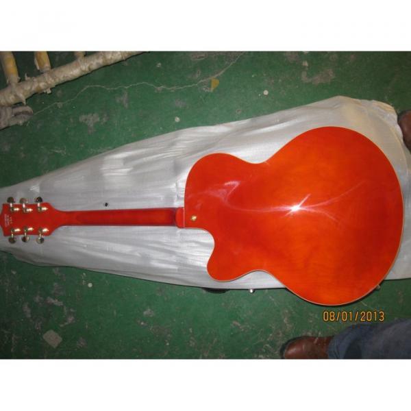 Custom Shop Gretsch Orange Falcon Electric Guitar