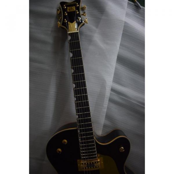 Custom Shop Gretsch G6136TBK The Black Falcon Electric Guitar