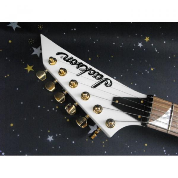 Custom Shop Flying V Jackson USA RR1 Randy Rhoads Guitar