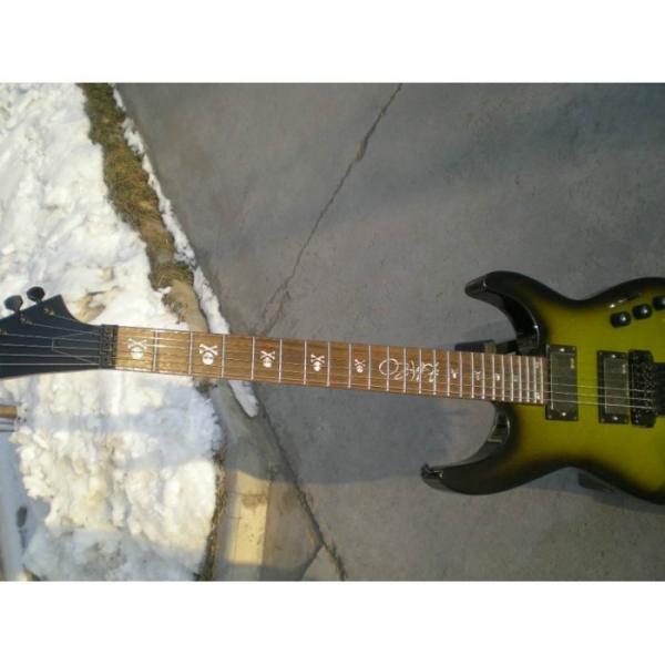 Custom Shop ESP KH2 Karloff Mummy Electric Guitar