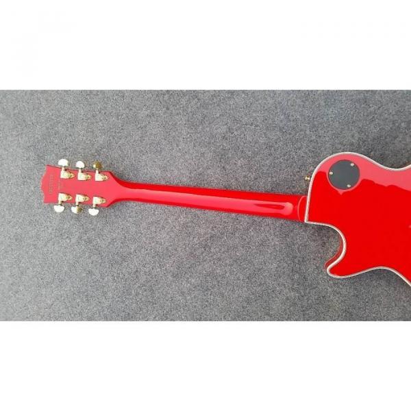 Custom Shop Corvette Red LP Electric Guitar