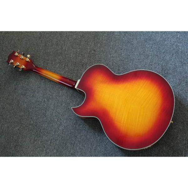 Custom Shop Byrdland LP Cherry Sunburst Electric Guitar