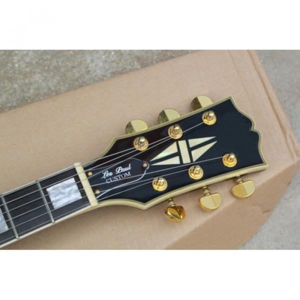Custom Shop Black Label Society LP High Gloss Electric Guitar