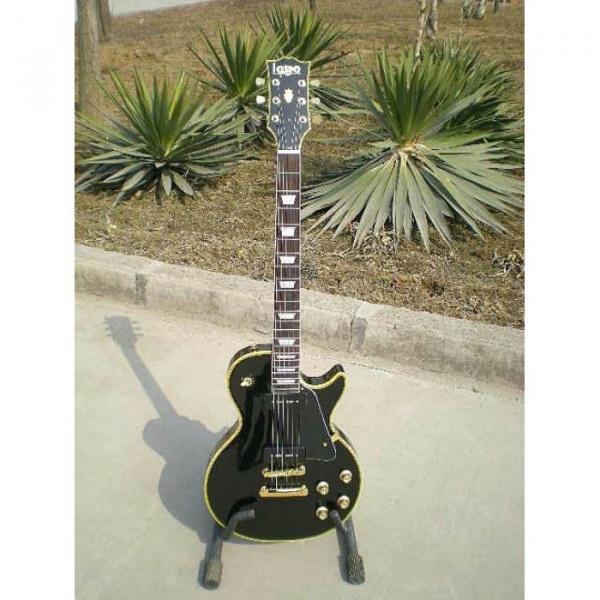 Custom Shop Black Beauty Authorized Wilkinson Pickups Electric Guitar