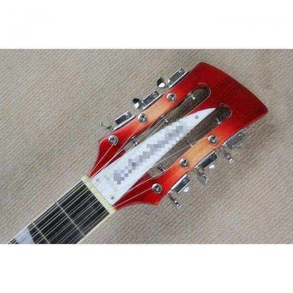 Custom Shop 12 String Fireglo 380 Electric Guitar