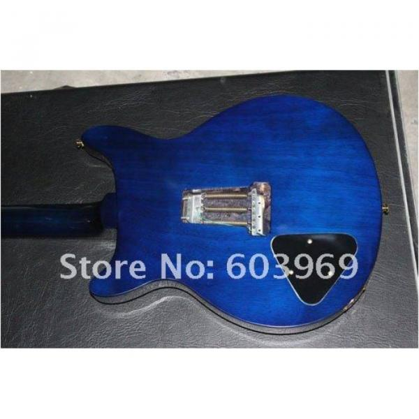Custom Paul Reed Smith Blue Electric Guitar