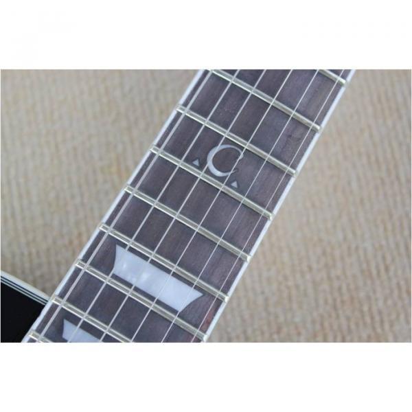 Custom guitarra ES137 Blue Burst Electric Guitar