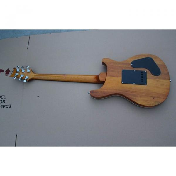 Custom Left Handed Paul Reed Smith Sky Blue Electric Guitar