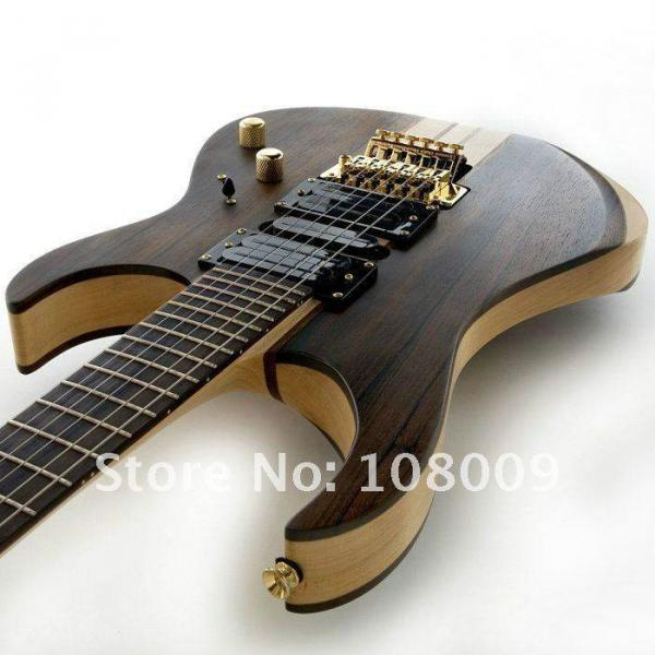 Custom Joodo 6 Strings Maple Body Gold Hardware Electric Guitar
