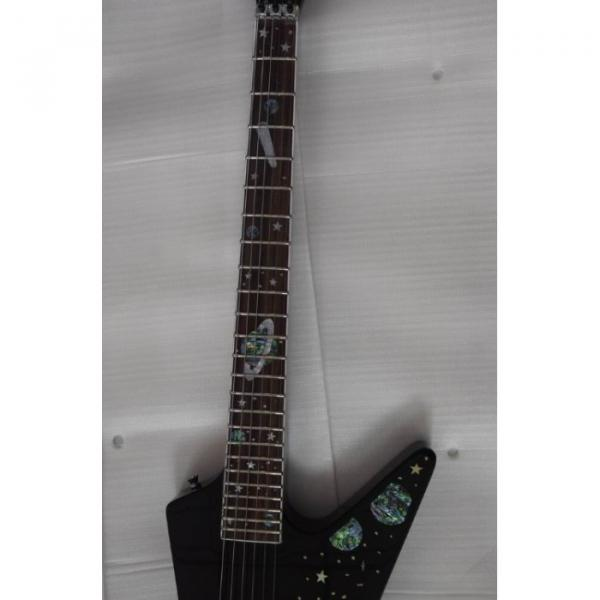 Custom Build Black Boris Dommenget Electric Guitar