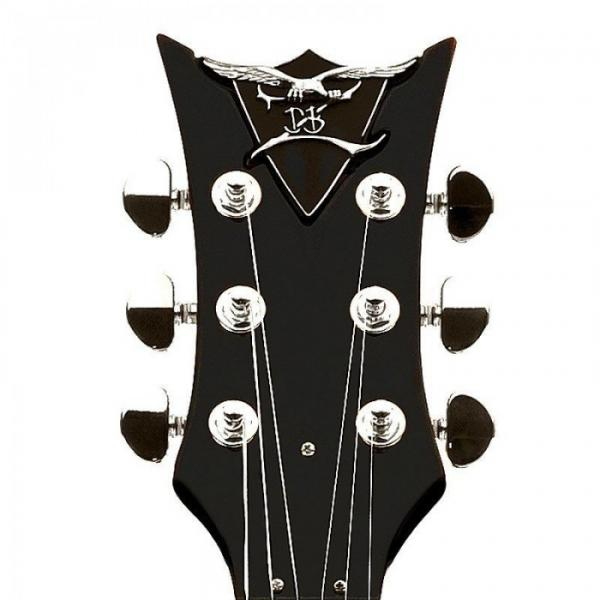 Brand New DBZ Imperial QM Quilt Smokeburst Electric Guitar