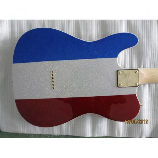 3 Gradient Color Edition Broadcaster Nocaster Electric Guitar