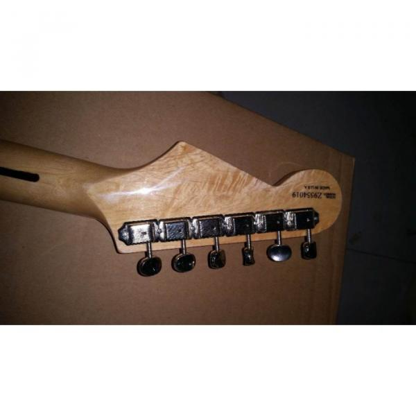 Custom Shop Buddy Guy Stratocaster Polka Dots Electric Guitar