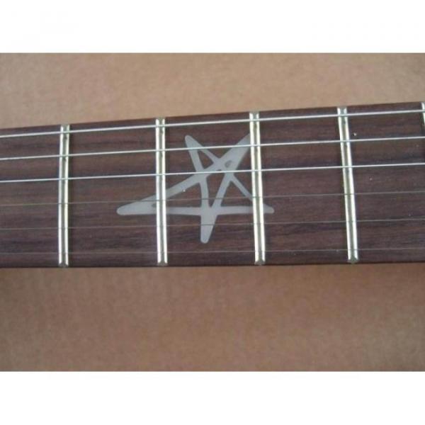 Custom Left Fender Black Ckeckered Telecaster Electric Guitar