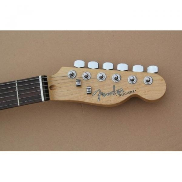 Custom Fender Natrual Varnish Telecaster Electric Guitar