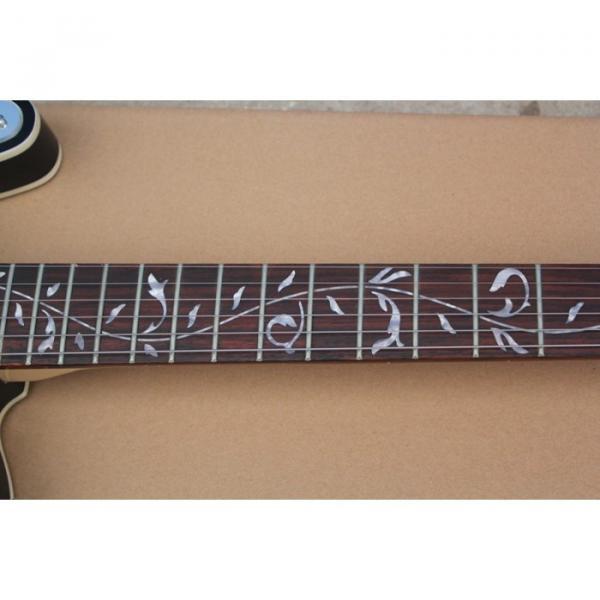 Custom Fender Left Handed Black Telecaster Electric Guitar