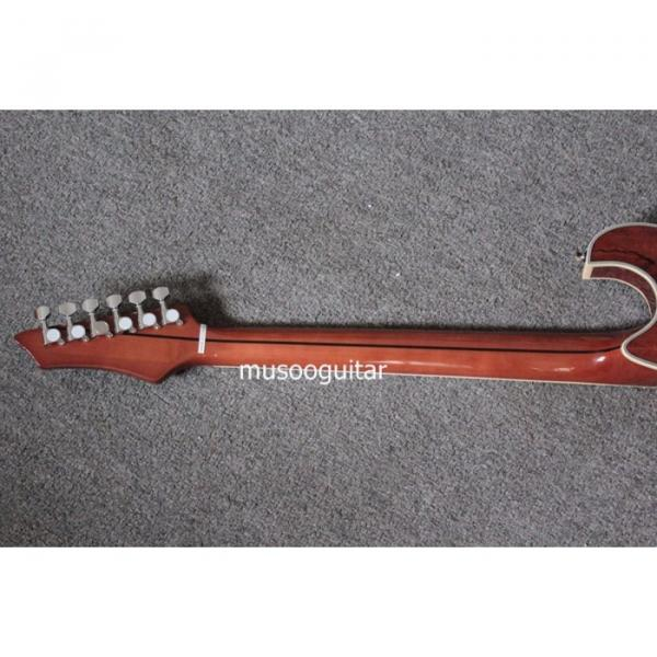 Custom 6 String Languedoc Electric Guitar
