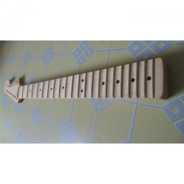 New Fender Strat Unfinished Scalloped Fretboard