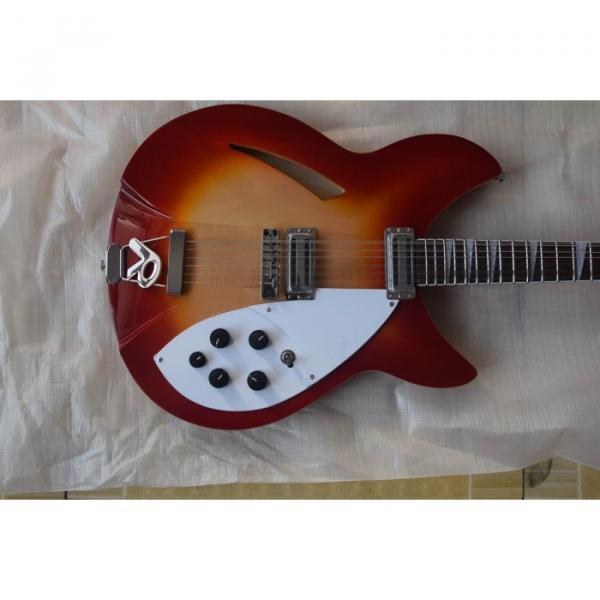 Project Rickenbacker 360 12C63 Fireglo Guitar
