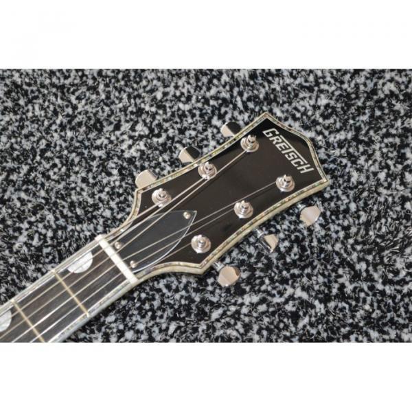 Custom Shop Gretsch G6199 Billy-Bo Jupiter Thunderbird Metallic Black Guitar