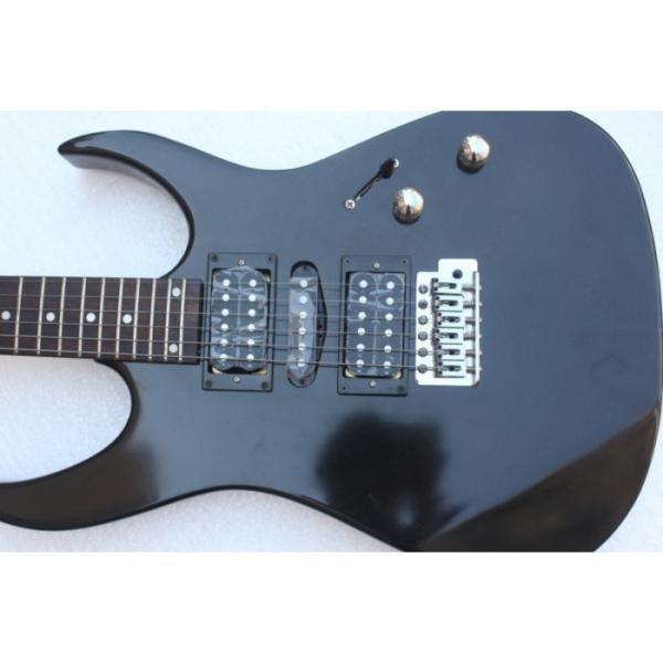 Custom Shop Jackson Black Electric Guitar