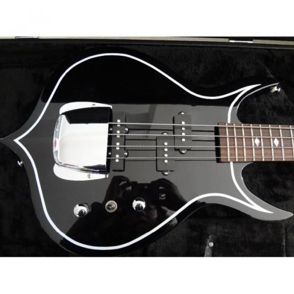 Custom Cort Gene Simmons Punisher 2 Electric Bass