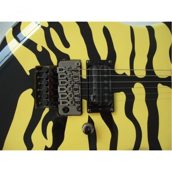 Custom Shop LTD Tiger Electric Guitar