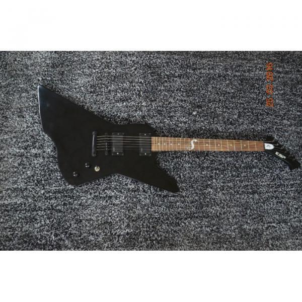 Custom Shop ESP James Hetfield Snakebyte Black Electric Guitar