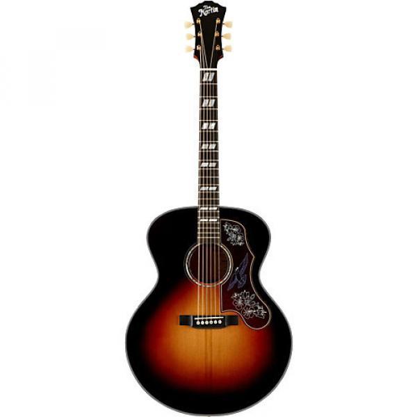 Martin CEO-8 Grand Jumbo Acoustic Guitar Cherry Burst