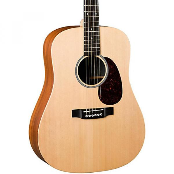 Martin X Series DX1KAE Dreadnought Acoustic-Electric Guitar Natural