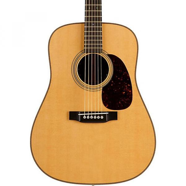 Martin Vintage Series HD-28VE Dreadnought Acoustic-Electric Guitar Natural