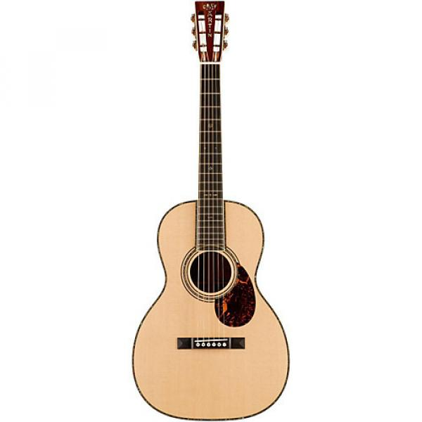 Martin Custom 00-42SC John Mayer Signature Edition Grand Concert Acoustic Guitar Natural
