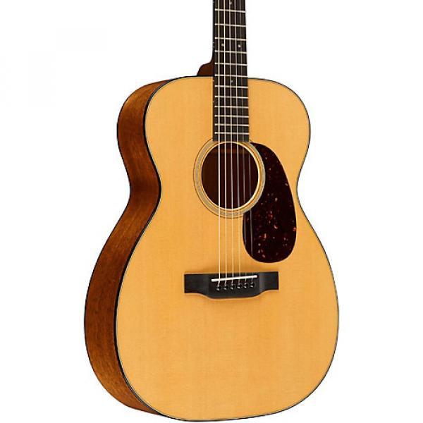 Martin Standard Series 00-18 Grand Concert Acoustic Guitar Natural