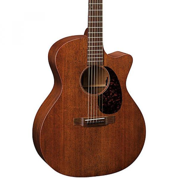 Martin 15 Series GPC-15ME Grand Performance Acoustic-Electric Guitar Natural