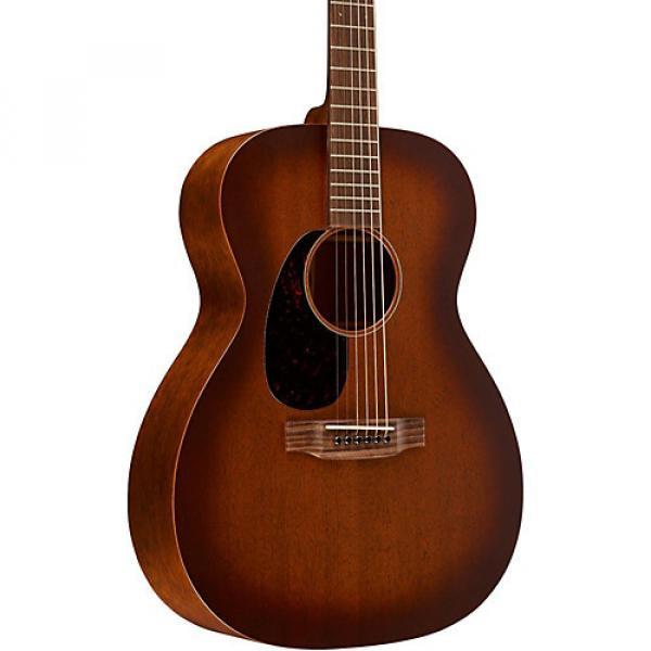 Martin 15 Series 000-15M Auditorium Left-Handed Acoustic Guitar Satin Burst