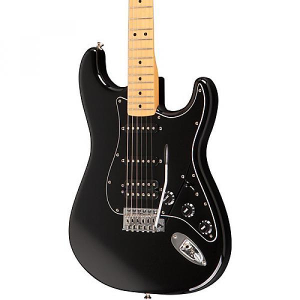 Fender Special Edition Standard Stratocaster HSS Electric Guitar Black
