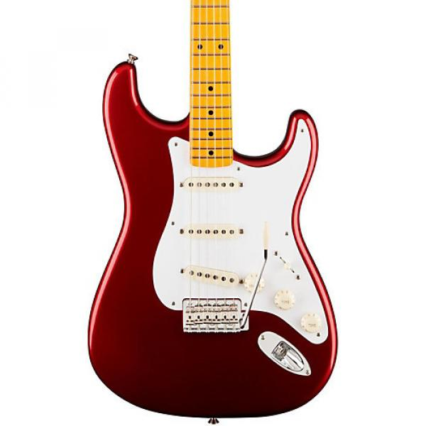 Fender Classic Series '50s Stratocaster Lacquer Candy Apple Red