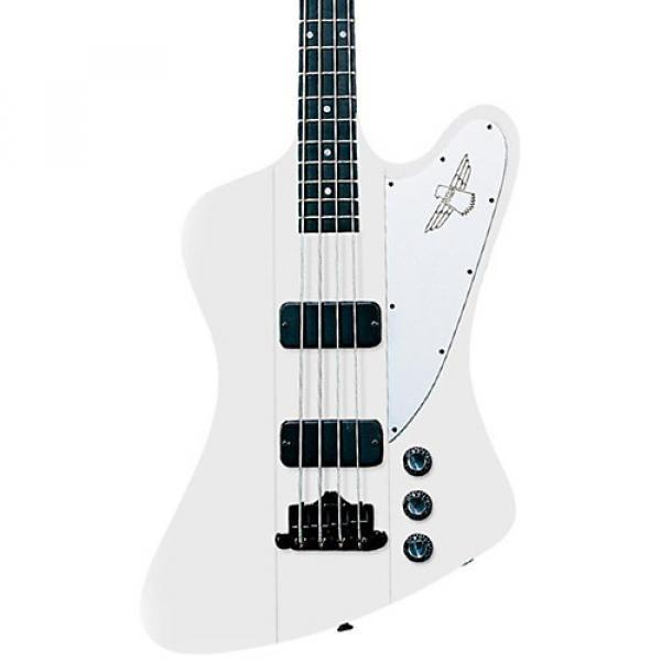 Epiphone Thunderbird Classic-IV PRO Electric Bass Guitar Alpine White