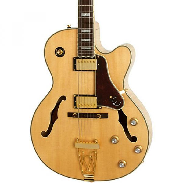 Epiphone Joe Pass Emperor-II PRO Electric Guitar Natural